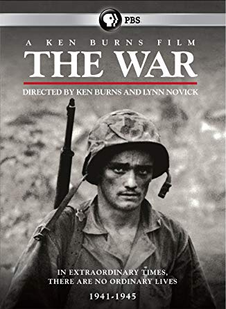 The War - A Ken Burns Film (2017) [DVD]