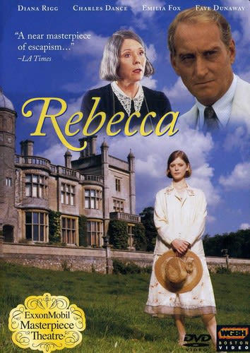 Masterpiece: Rebecca (UK Edition) [DVD]