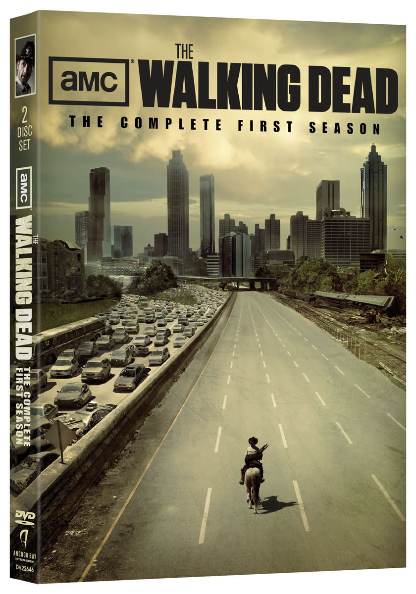 The Walking Dead: Season 1 [DVD]