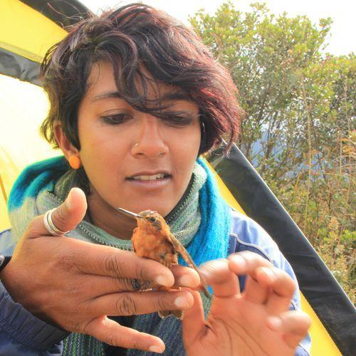 Anusha Shankar - National Geographic Society