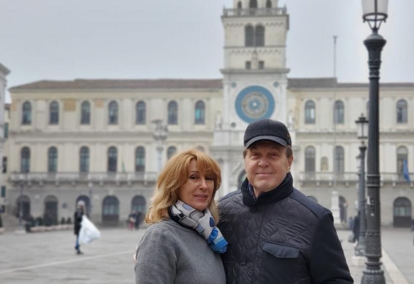 В Москве с подозрением на коронавирус госпитализировали Льва Лещенко с женой