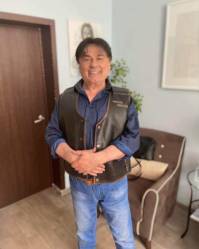 Александр Серов попал вреанимацию с75% поражением легких