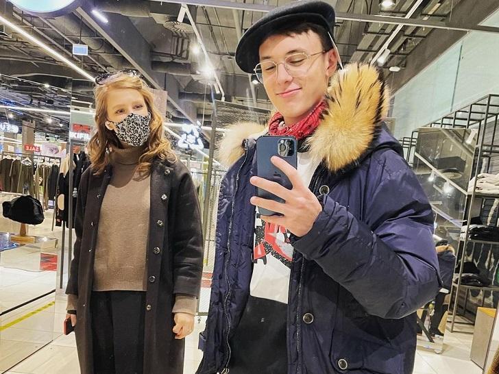 Арзамасова привила сыну Авербуха любовь к катанию на коньках