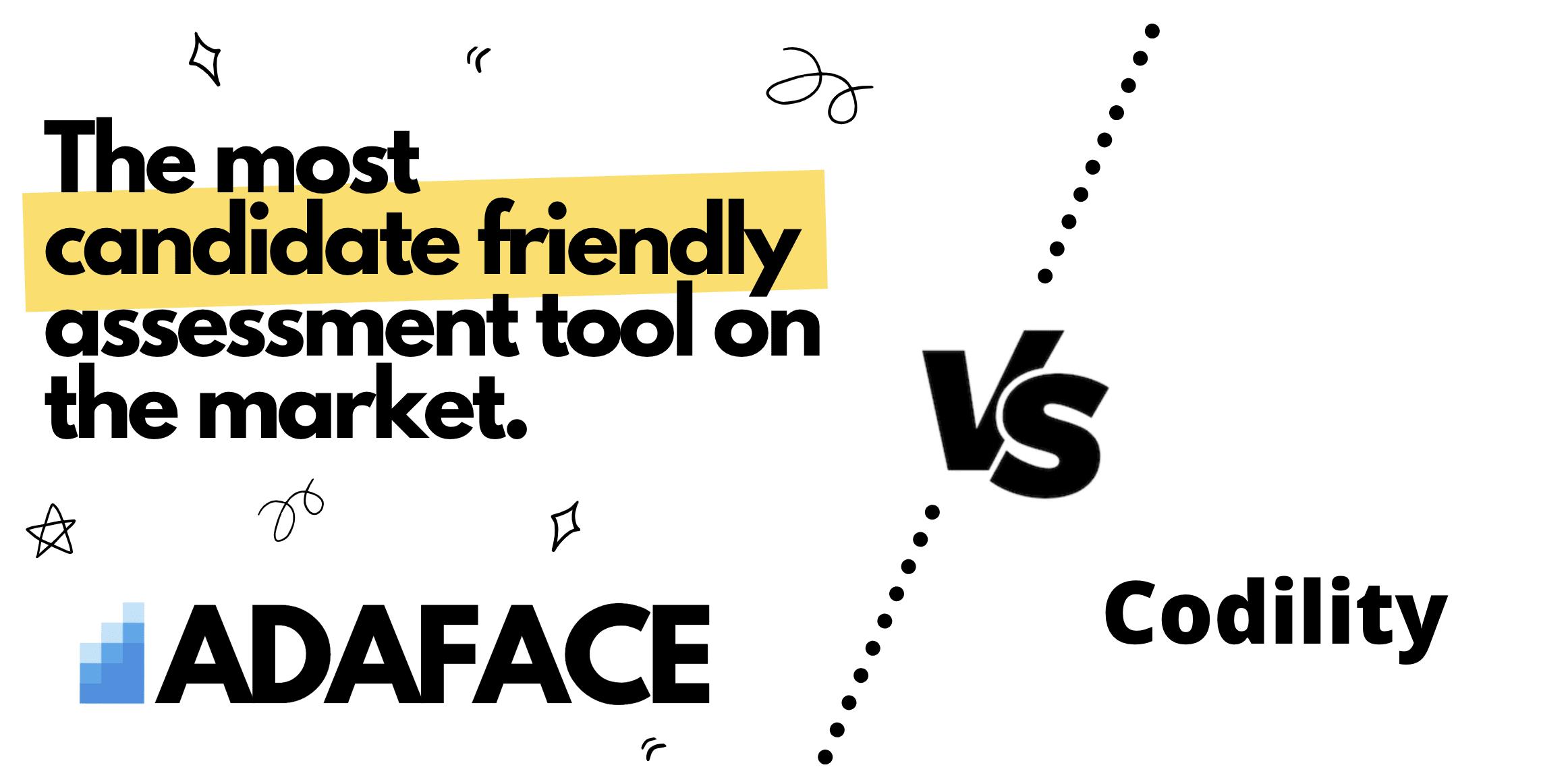 Codility vs Adaface