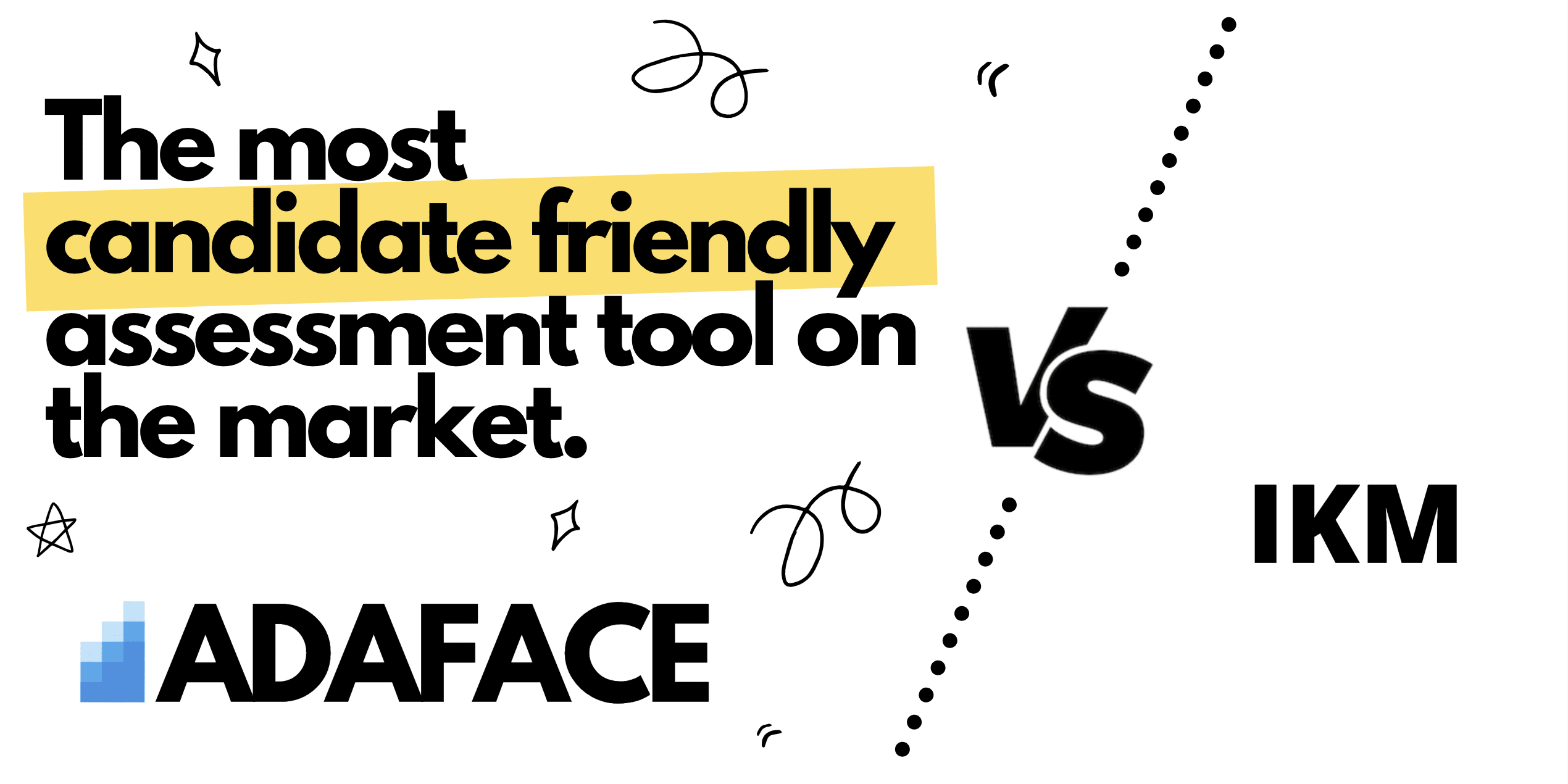 IKM vs Adaface