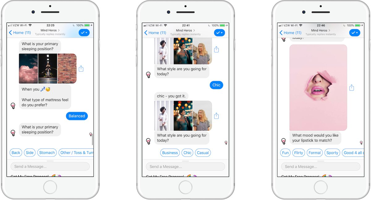 Rule based chatbot
