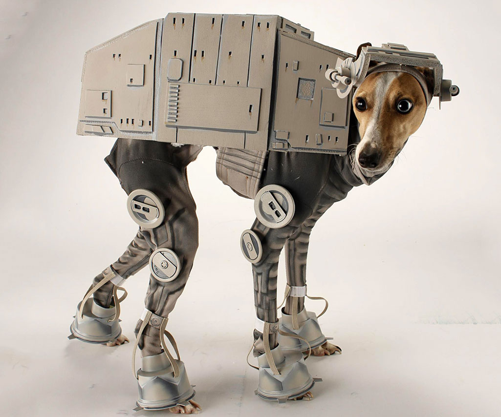 Star Wars AT-AT Walker hundekostume