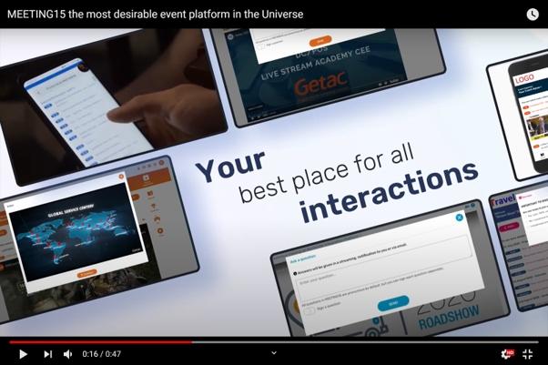 MEETING15 - najbardziej pożądana platforma eventowa