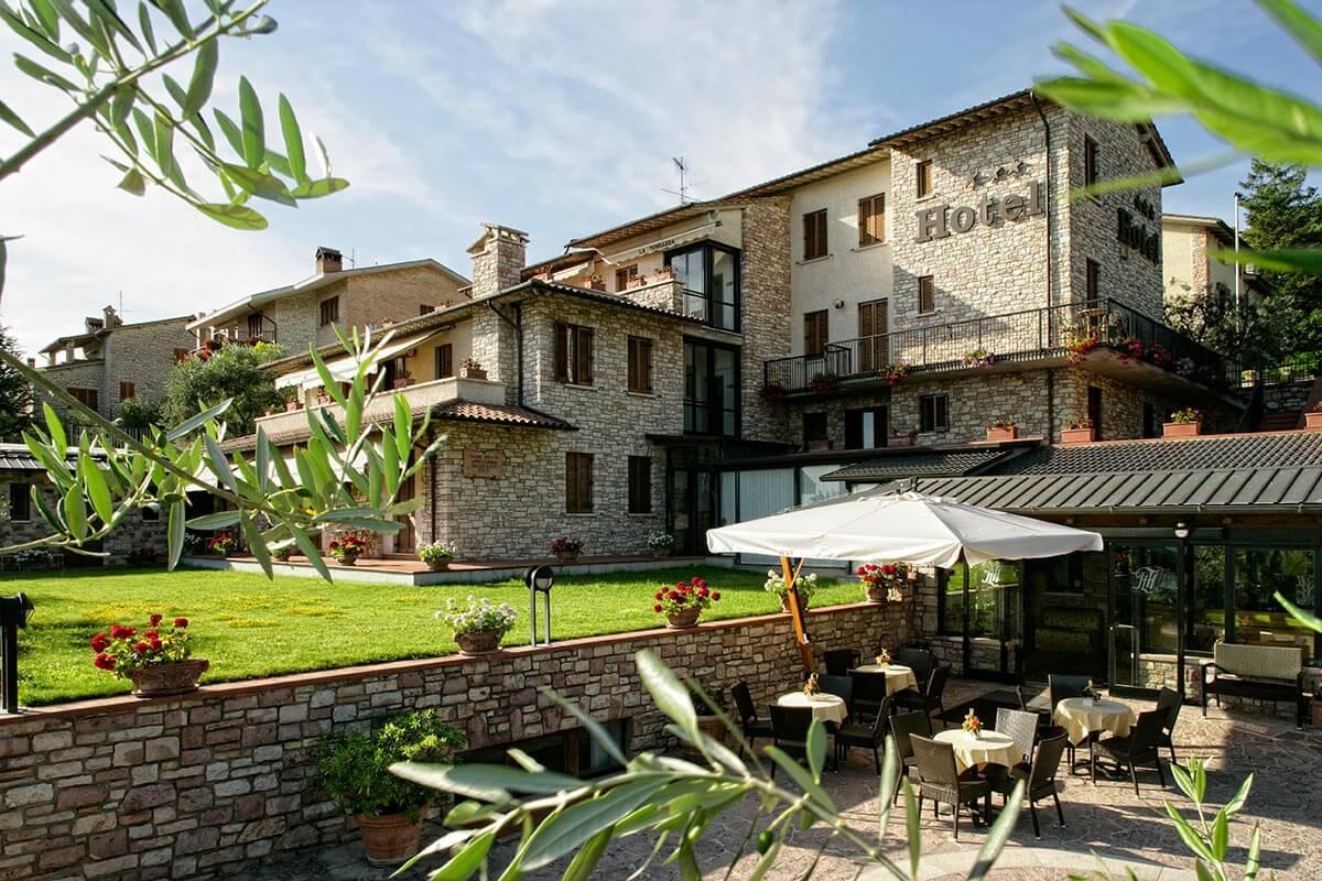 Hotel Assisi La Terrazza: albergo Assisi-Umbria. Hotel Assisi Centro ...