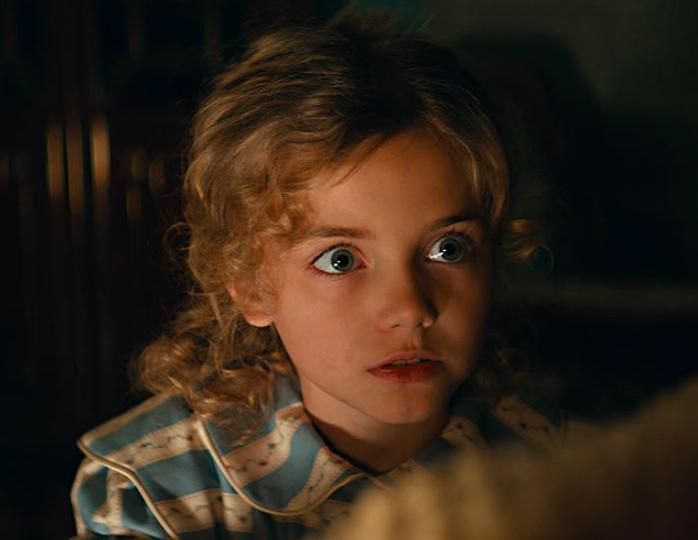 Маленькая актриса из России готовится стать звездой Голливуда