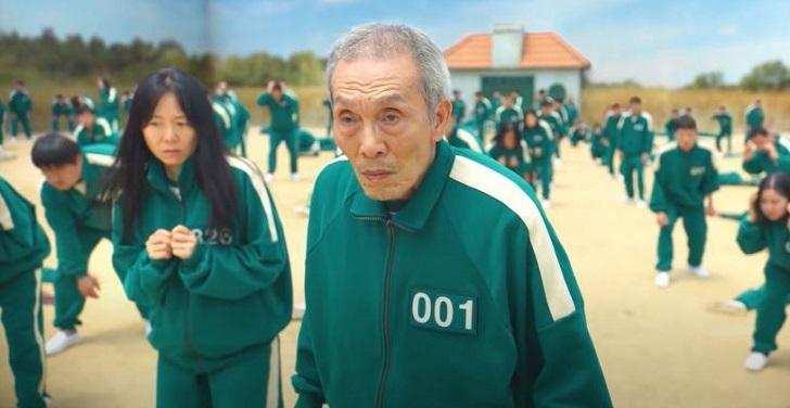 Звезда сериала «Игра вкальмара» О Ён-су рассказал отемной стороне славы
