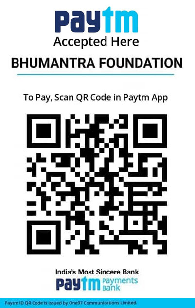Donate to BhuMantra