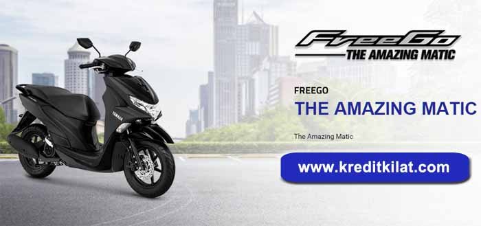 Mengenal Yamaha Freego The Amazing Matic Yamaha Ciputat Bintaro