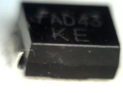 Fairchild Transient Voltage Suppressor SMBJ5VOCA