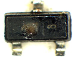 Integrated Switches and Signal Diodes