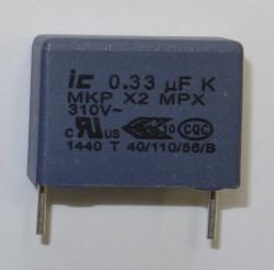 IC EMI MKP .33uF Film Capacitors Failures