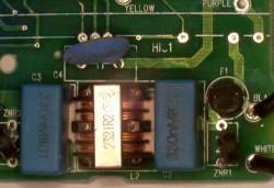 MH Ballast Black Box PCB