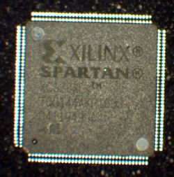 Xilinx TQG144 Packages