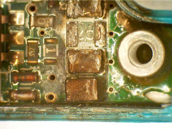 PCB Overheating Due to Design Flaw