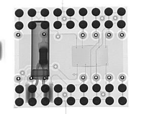 Ball grid array radiography