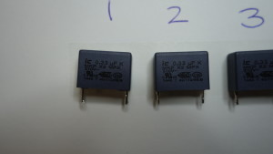 IC MKP X2 .33uF