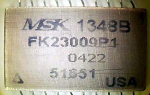 FK23009P1 hybrid circuit