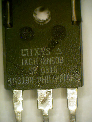 IXYS transistor