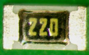 New resistor