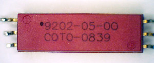 COTO 9292 Reed Relay