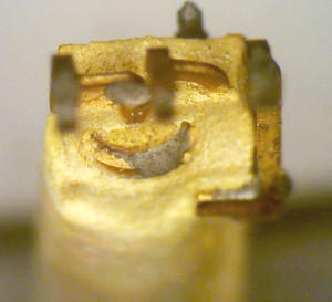 Another cold solder joint