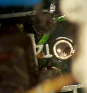 solder joint not able to hold