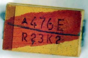 Counterfeit Mark