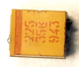 SM Tantalum Capacitor