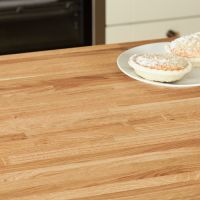 Premium Oak Worktop Large