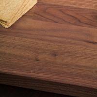 Black American Walnut Chopping Board large