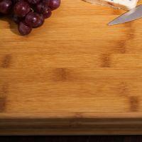 Caramel Bamboo Chopping Board