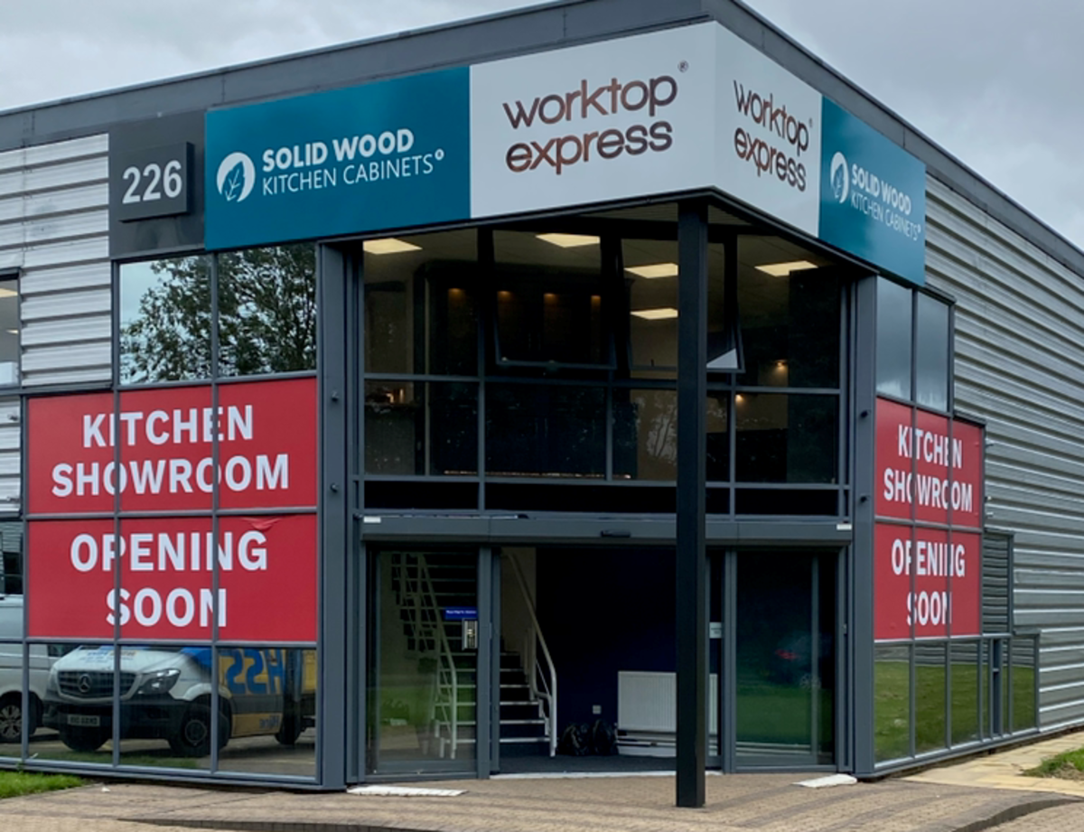 Introducing Your New Warrington Showroom