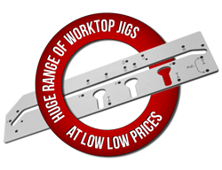 Save money on worktop jigs