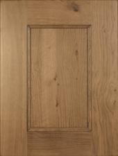 Traditional door frontal