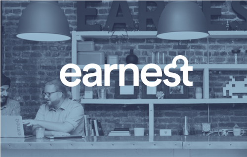 Earnest Case Study w Logo