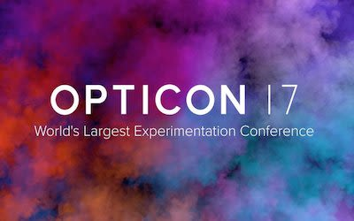 Opticon 2017 Sessions