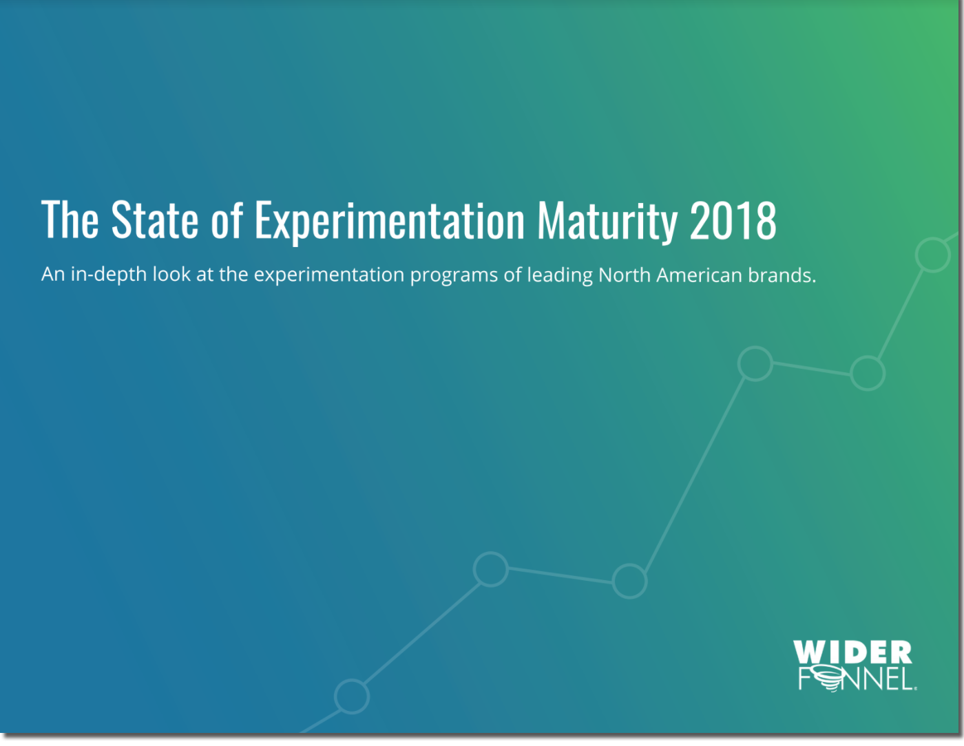 The State of Experimentation Maturity 2018