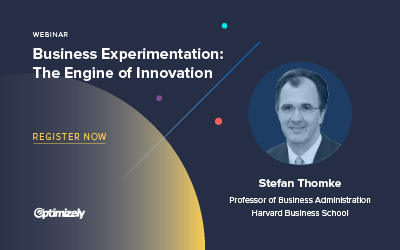 Business Experimentation - The Engine of Innovation