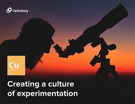 Creating a Culture of Experimentation (auf Englisch)