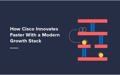 How Cisco Innovates Faster with a Modern Growth Stack