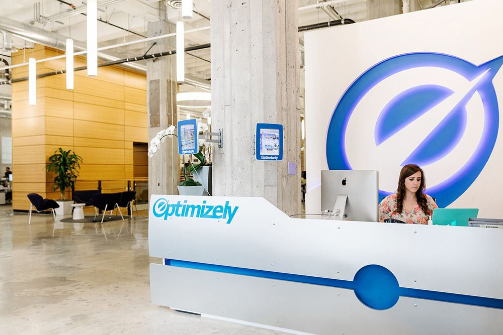 Optimizely Front Desk