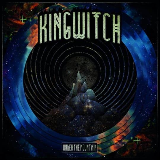King Witch - Under the Mountain