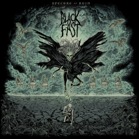 Black Fast - Spectre of Ruin