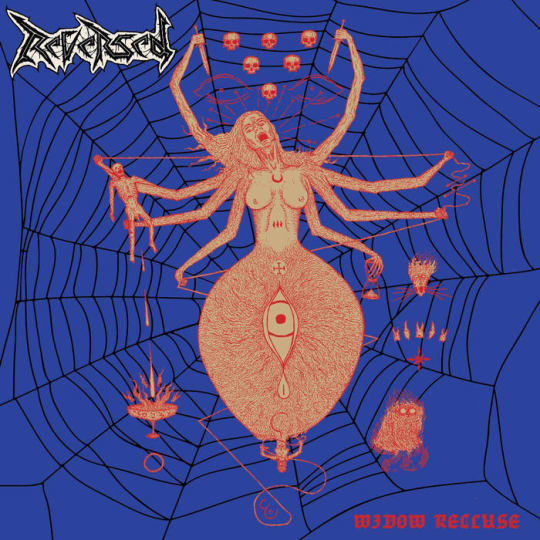 Reversed - Widow Recluse