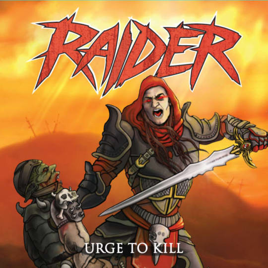 Raider - Urge to Kill